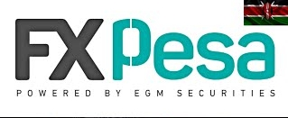 best forex brokers with Mpesa in Kenya fxpesa logo